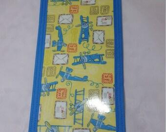 JW Single Pocket Tract Holder