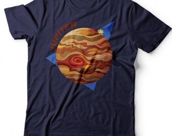 Kids Planet Jupiter T-Shirt.Space Tee.Solar System.