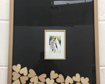 Wedding Photo Frame Drop-Box Guestbook