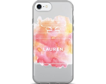 iPhone 7 Personalized Case | Colorful Perfume | iPhone 6 plus | iPhone 5 Other Models Available