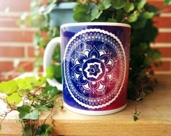 Cup Mandala believes dreams Arriesgate