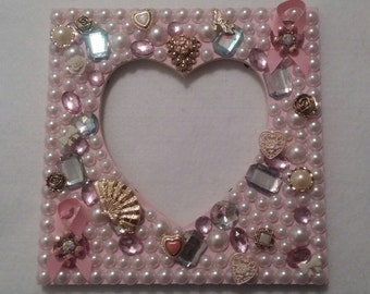 Breast Cancer Picture Frame