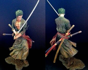 Repaint figure Zoro Cretaor x Creator (One Piece)