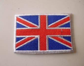 Patch METAL/PUNK Union Jack