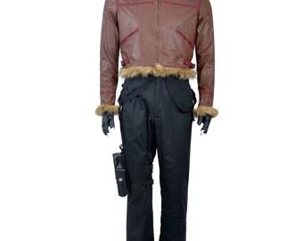 Resident Evil Leon Cosplay Costumes