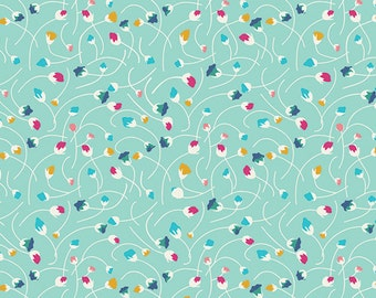 1 yard Naivety Abloom Fusion fabric, 100% quilt cotton, from Art Gallery Fabric