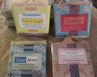 Beautiful Artisan Handmade Soap  Made in Arizona  small bar soap