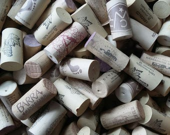 150 Synthetic Wine Corks, 150 Bulk Corks,White and Red Wine Corks