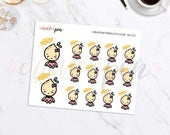 Tinta | Sunny Day Weather | Planner Stickers (TA1727)