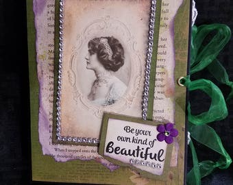 Be Your Own Kind of Beautiful Journal
