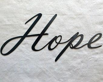 Hope - Script