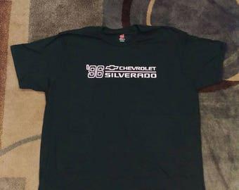 Chevrolet shirt, Chevy shirt, Silverado shirt, Mens shirts