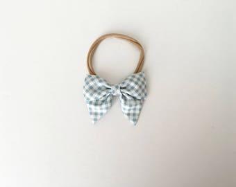 Gracie Mini Sailor bow