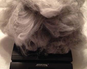 Pure Angora rabbit fiber
