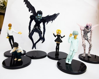 Death Note Anime Figure With Base Choose your toy