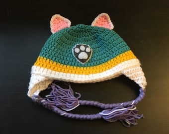 Everest - Paw Patrol Crochet Hat