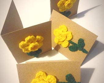 Daffodil Cards - Handmade greeting cards