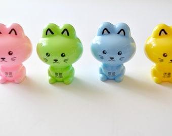 Kawaii Kitten Pencil Sharpener