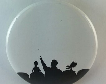 Mystery Science Theater 3000 Pinback Button
