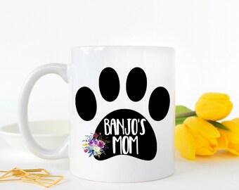 Dog Mom Mug, Dog Owner Mug, Dog Mom Coffee Mug, Dog Mom Gift, Gifts for Dog Mom, Dog Owner Gifts, Mothers Day Mug, Dog Lover Gift, Pet Lover