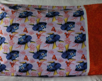 Finding Dory pillowcase