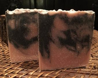 Harmony Blue Poppy All Natural Soap - 4-5 ounces