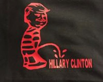 Piss on Hillary