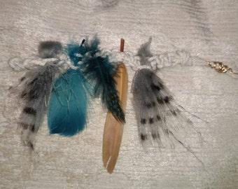 Feathered Dreams Shaman Bracelet