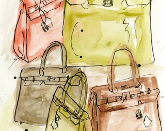 Scattered Birkin Series, Multi