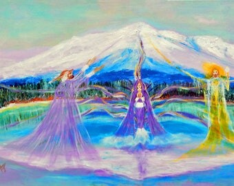 Mt. Shasta and The Ascended Masters