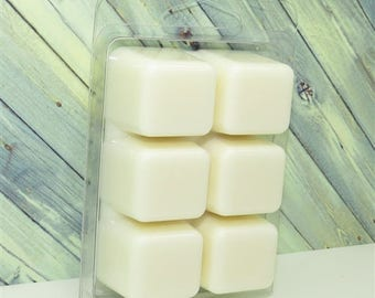Clean Cotton Scented Soy Wax Clamshell