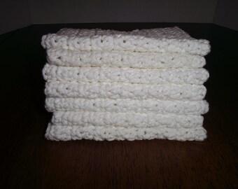 Crochet Wash Cloths