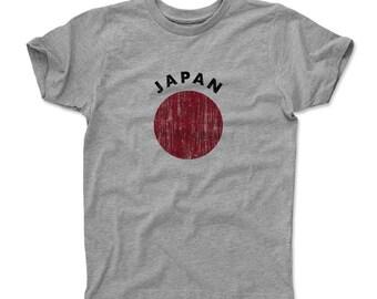 Japan Flag R Youth T-Shirt's (AM)