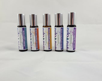 Children's Organic Essential Oil Roller Blend Collection