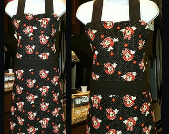 Adult Apron Minnie Mouse Pattern