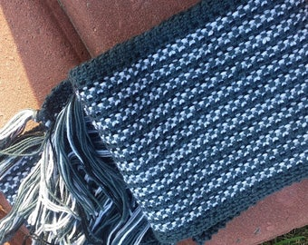 Men's scarf. 100% wool. Mens scarf. Wool. Winter scarf