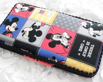 Mickey Mouse Travel Baby Wipes Case