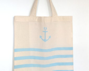 Seaside Small Tote Bag