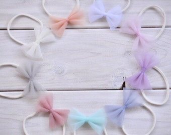 The ballet bow | tulle bows | SS17