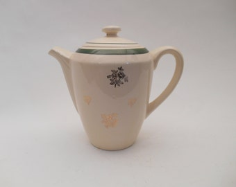 French Vintage Porcelain Coffee Pot