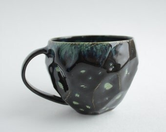 Facet cup darkgreen