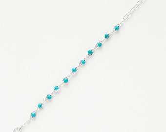 Wrist Bracelet Turquoise
