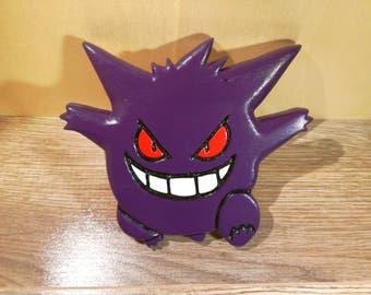 Pokemon Gengar figure