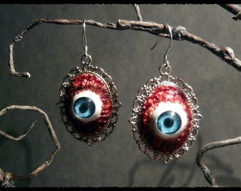 Eye-Earrings