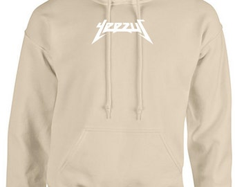 Yeezus Tour Kanye West Sand Hoodie - All Sizes - Sand Color - Mr. West