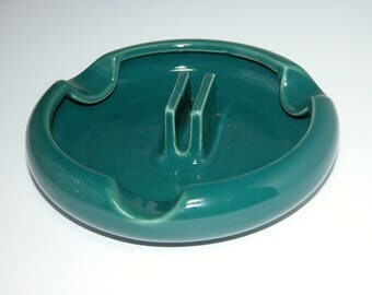 Hall Green Ashtray