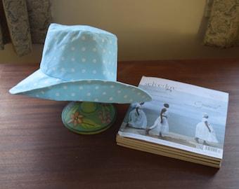 100% cotton summer floppy hat