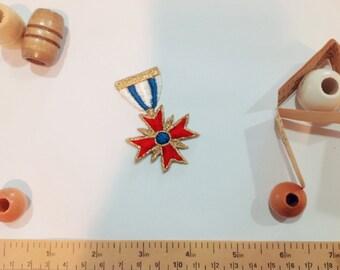 Vintage Medal Patch