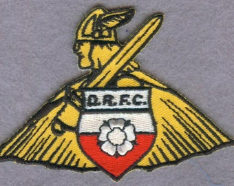 Doncaster Rovers FC Football England Embroidered Patch