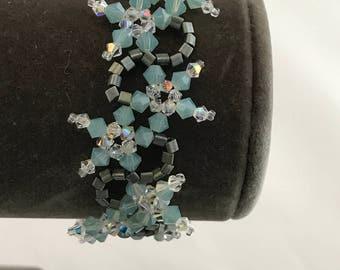 Ice Flower Bracelet